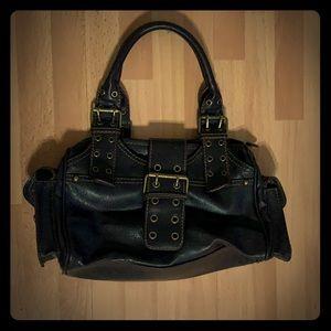Dark brown purse